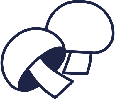 style mushrooms images in PNG and SVG | Icons8 Illustrations