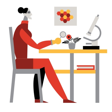 style Biological research images in PNG and SVG | Icons8 Illustrations