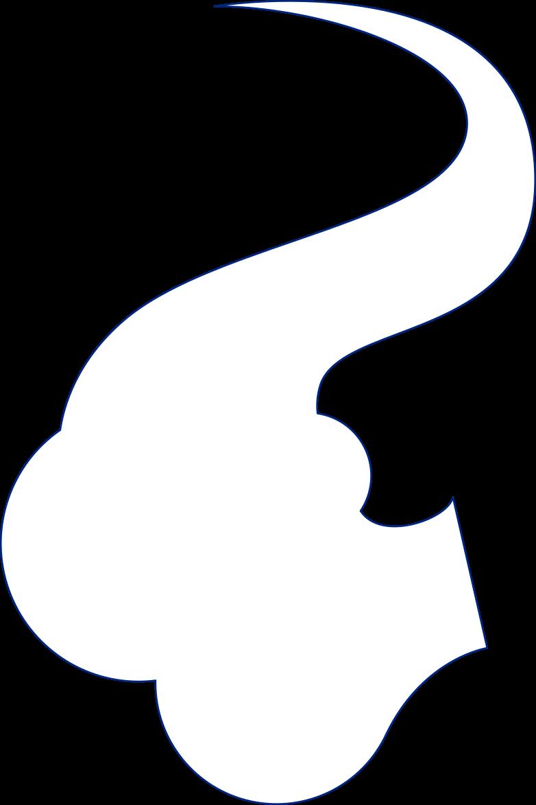 rocket trace Clipart illustration in PNG, SVG
