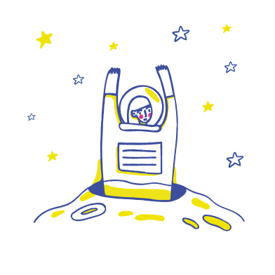 style Journey to the moon images in PNG and SVG | Icons8 Illustrations