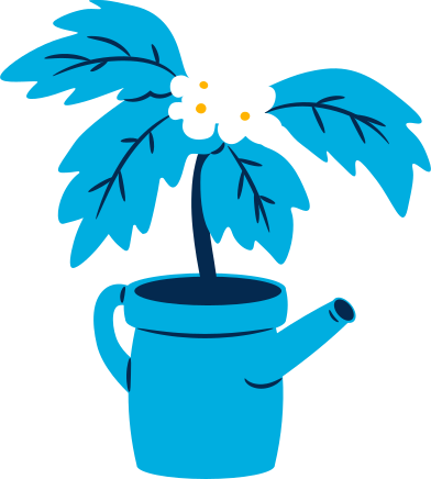 style potted tree with flowers images in PNG and SVG | Icons8 Illustrations