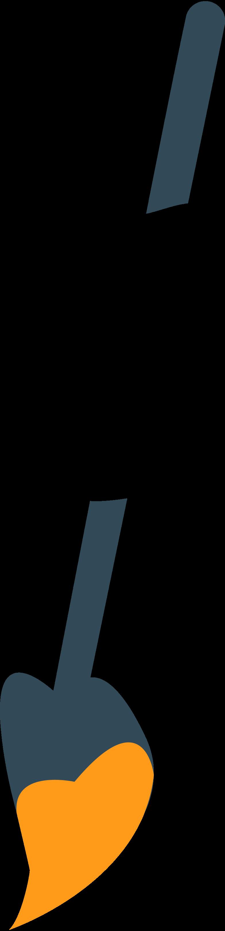 brush Clipart illustration in PNG, SVG