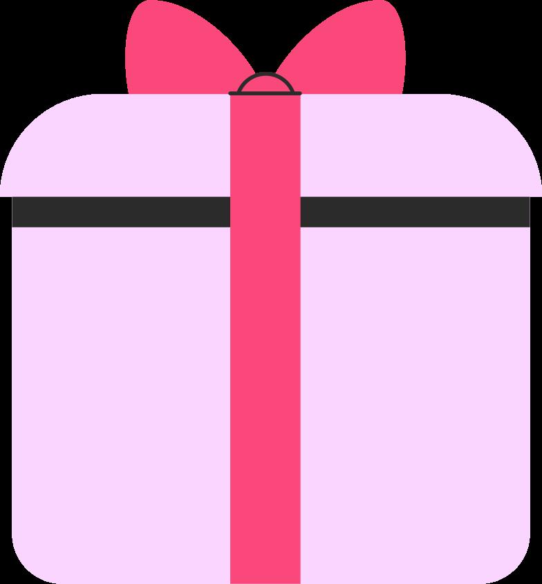 present round box Clipart-Grafik als PNG, SVG