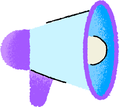 style megaphone images in PNG and SVG | Icons8 Illustrations