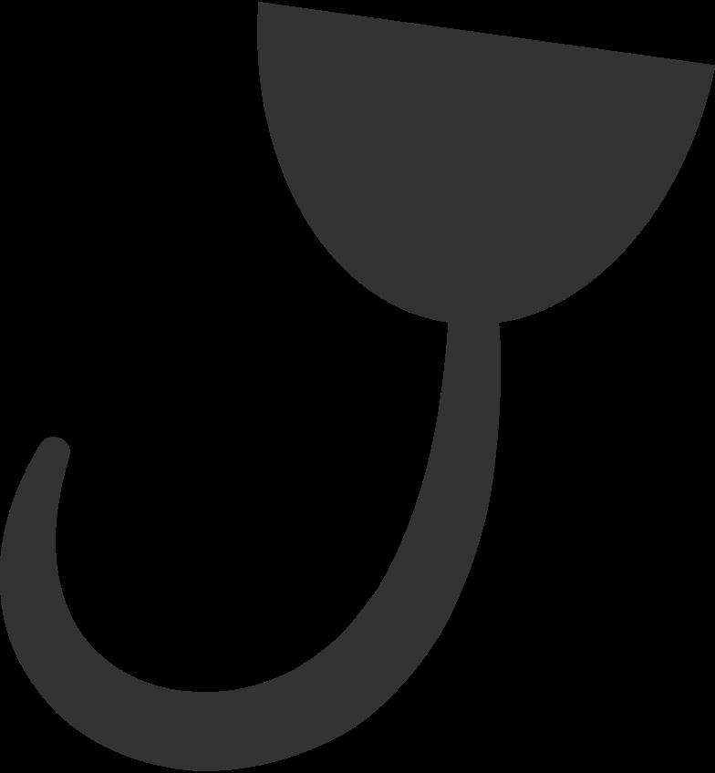 hook Clipart illustration in PNG, SVG