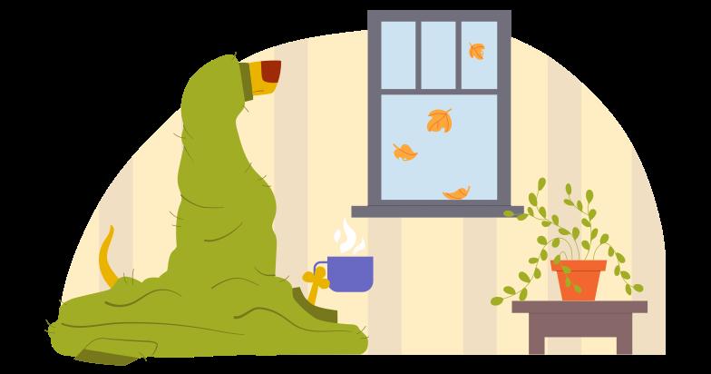 Клипарт Осень в PNG и SVG