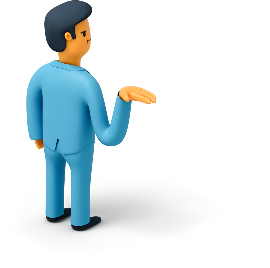 man angry Clipart illustration in PNG, SVG