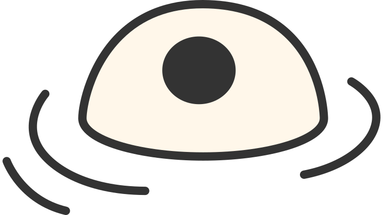 eye halloween Clipart illustration in PNG, SVG