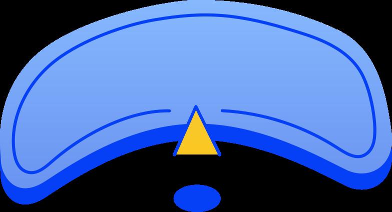 gesicht mit brille Clipart-Grafik als PNG, SVG