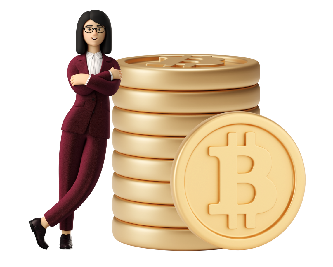 style Bitcoin advisor Vector images in PNG and SVG   Icons8 Illustrations
