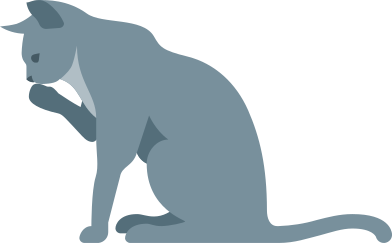style cat gray images in PNG and SVG | Icons8 Illustrations