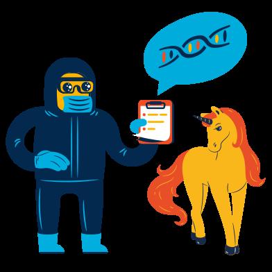 Imágenes de Ingeniería genética estilo  en PNG y SVG | Ilustraciones Icons8