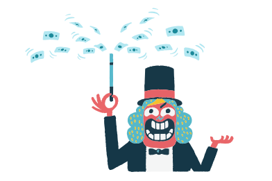 style Magic money images in PNG and SVG   Icons8 Illustrations