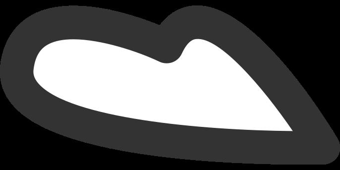 connection lost 2  leaf Clipart illustration in PNG, SVG