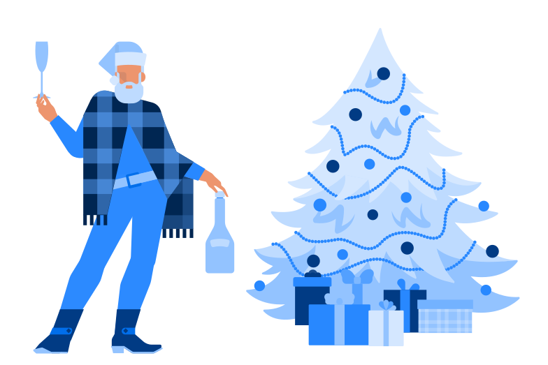 style Christmas party Vector images in PNG and SVG | Icons8 Illustrations