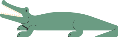 style crocodile images in PNG and SVG | Icons8 Illustrations