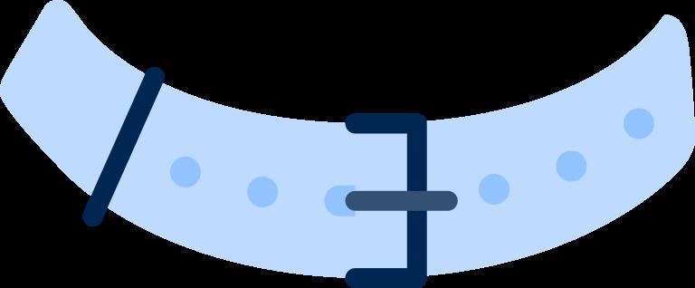 belt Clipart illustration in PNG, SVG