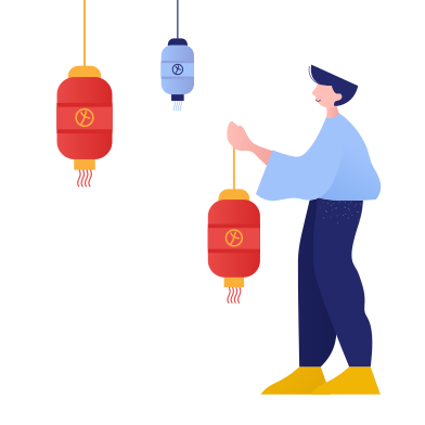 style Chinese atmosphere images in PNG and SVG   Icons8 Illustrations