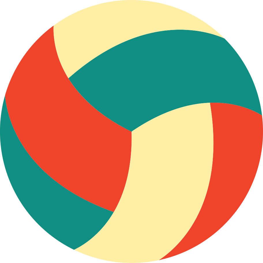 style wolleyball ball Vector images in PNG and SVG | Icons8 Illustrations