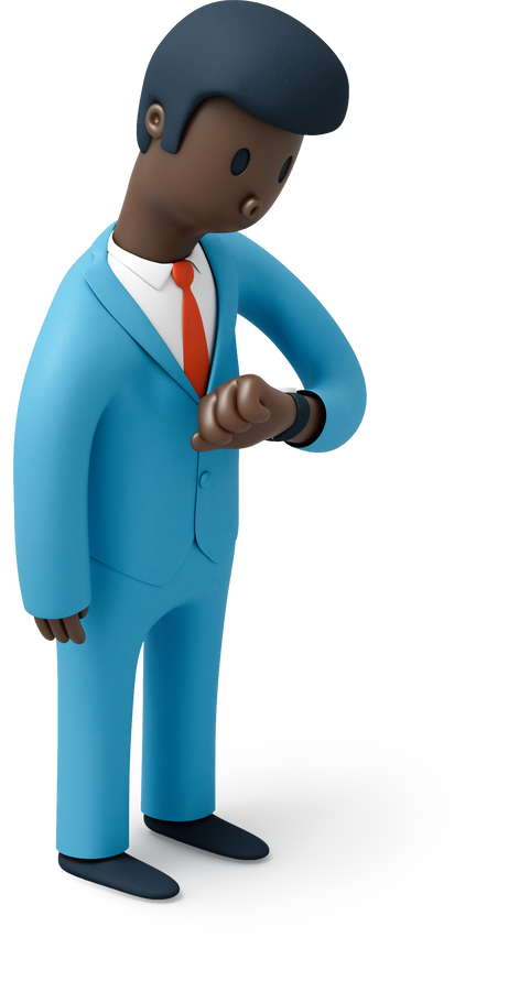 style man waiting Vector images in PNG and SVG | Icons8 Illustrations