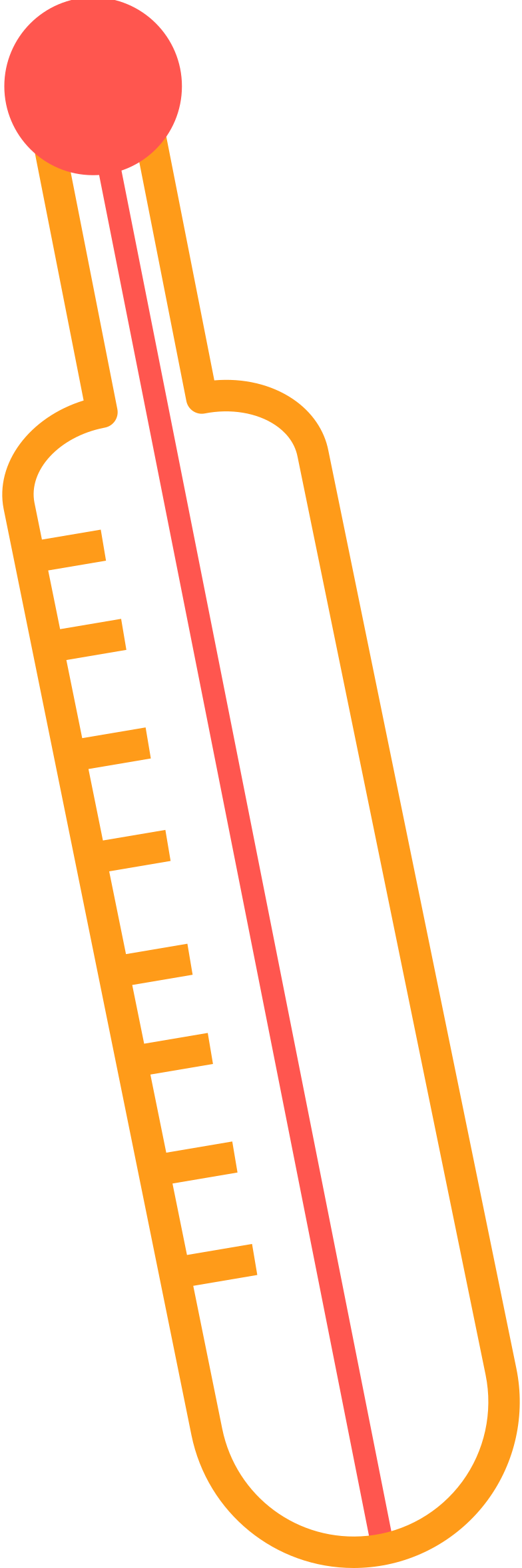 thermometer Clipart illustration in PNG, SVG