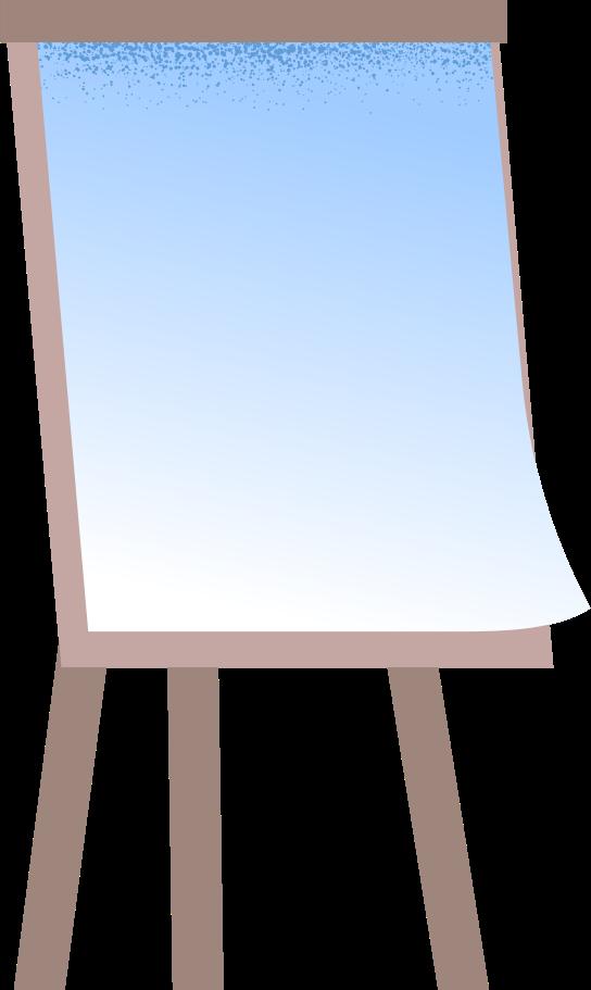 Ilustración de clipart de tablero en PNG, SVG