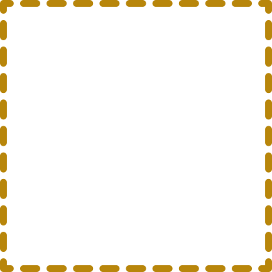 style gold rectangle dashed images in PNG and SVG | Icons8 Illustrations