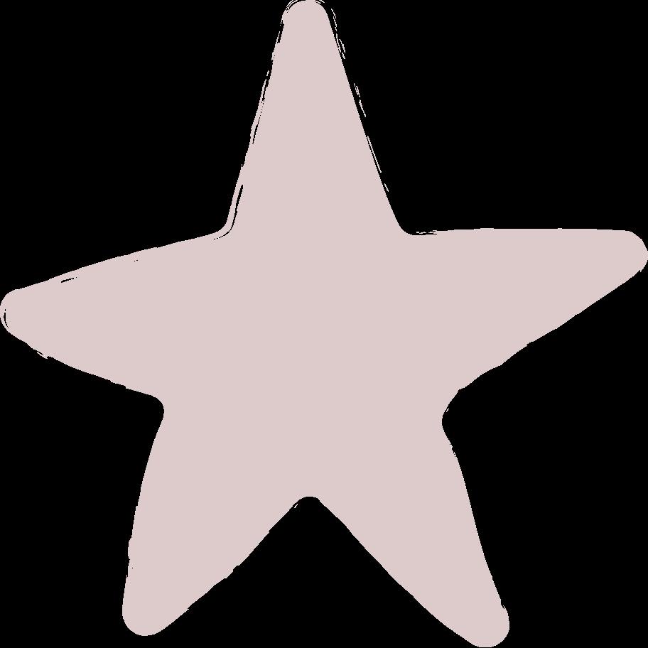 star-dark-pink Clipart illustration in PNG, SVG