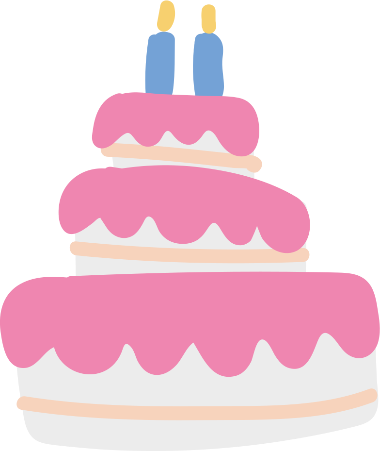 style birthdaycake Vector images in PNG and SVG | Icons8 Illustrations