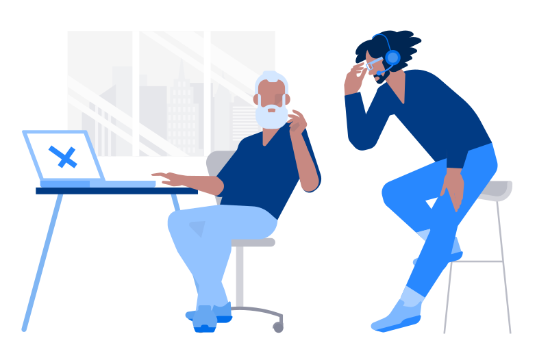 style Tech support Vector images in PNG and SVG | Icons8 Illustrations