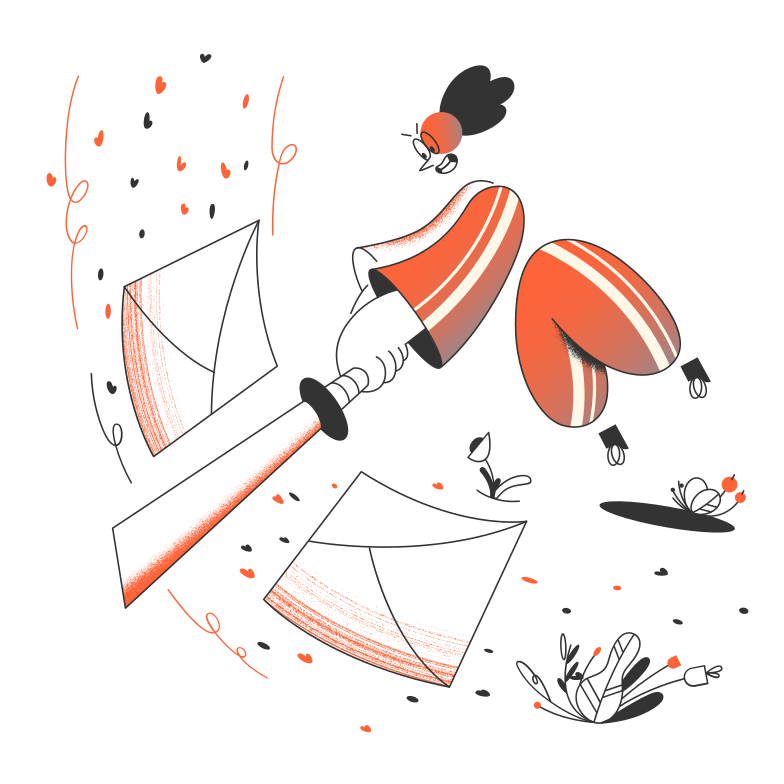 style Unsubscribe Vector images in PNG and SVG | Icons8 Illustrations