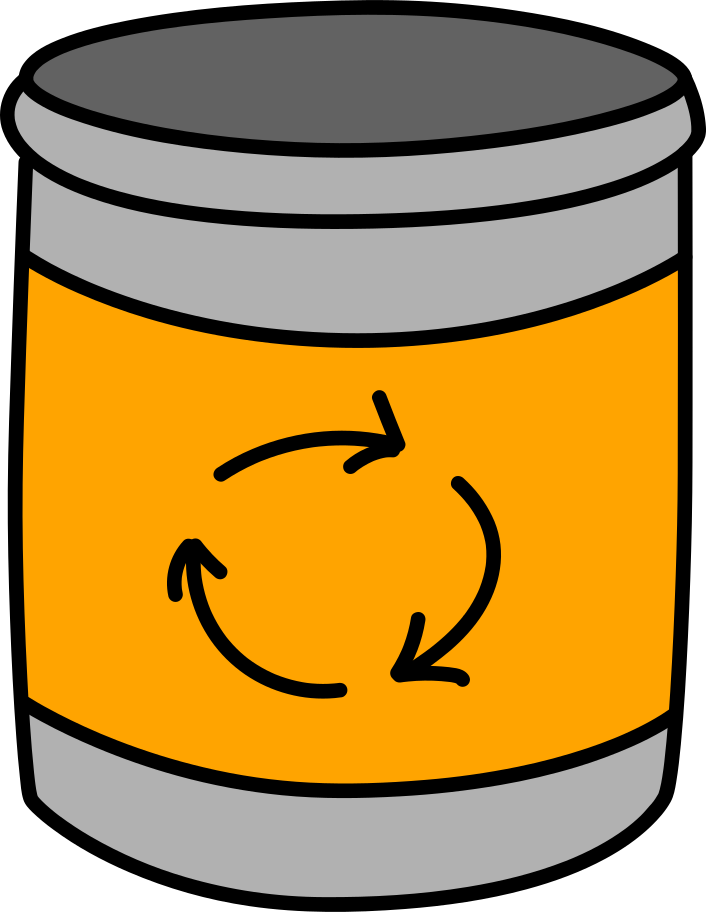 style recycling bin Vector images in PNG and SVG | Icons8 Illustrations