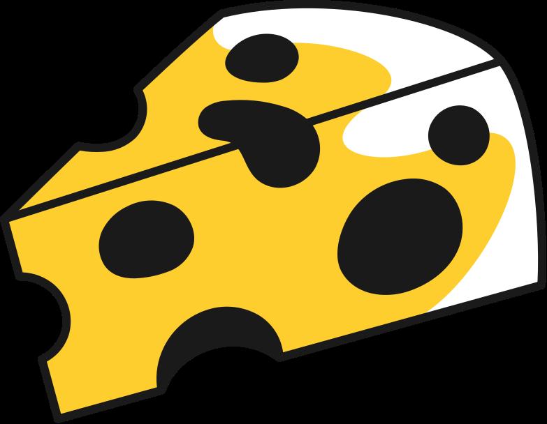 PNGとSVGの  スタイルの チーズ ベクターイメージ | Icons8 イラスト