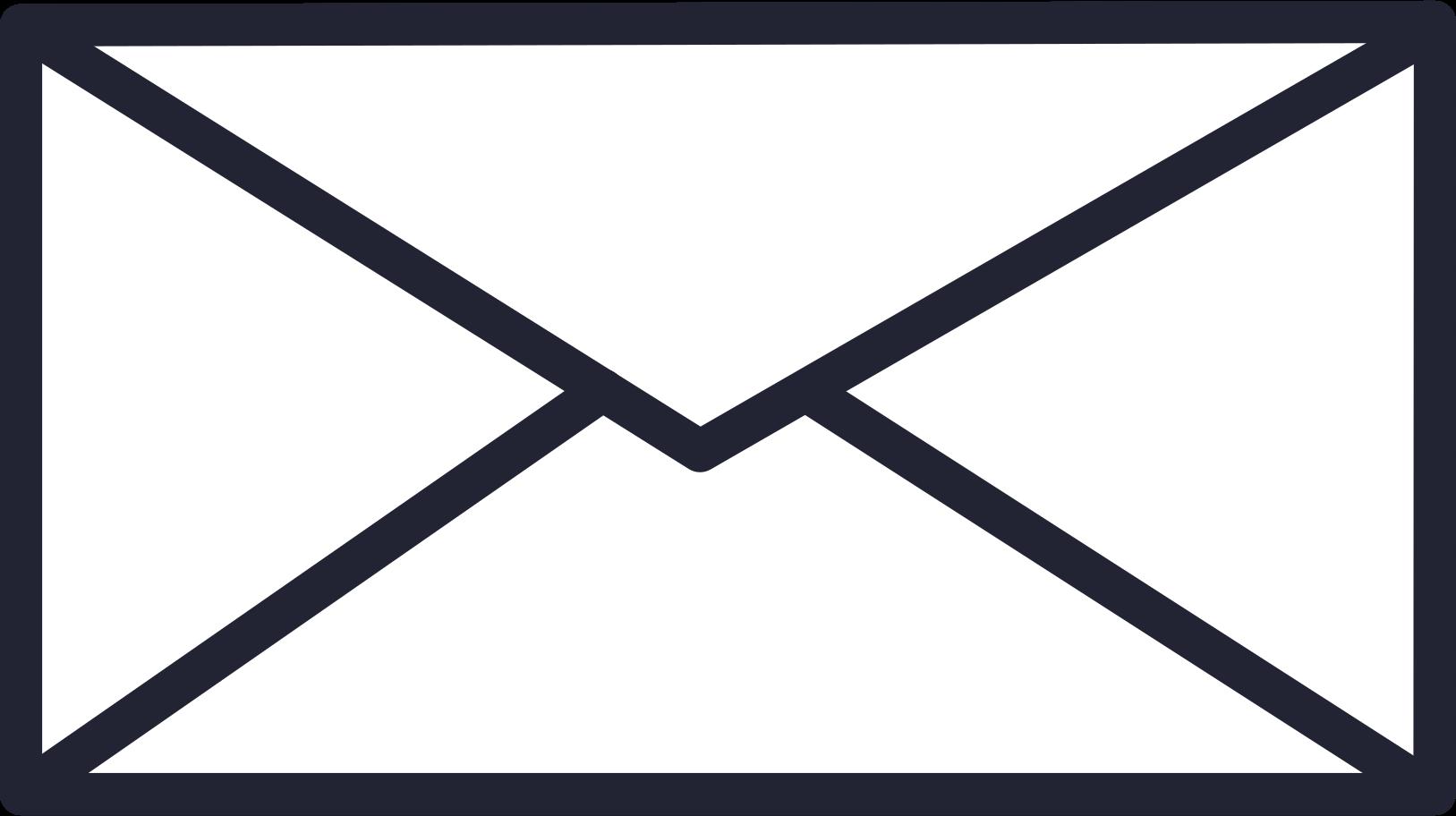 message sent  letter Clipart illustration in PNG, SVG