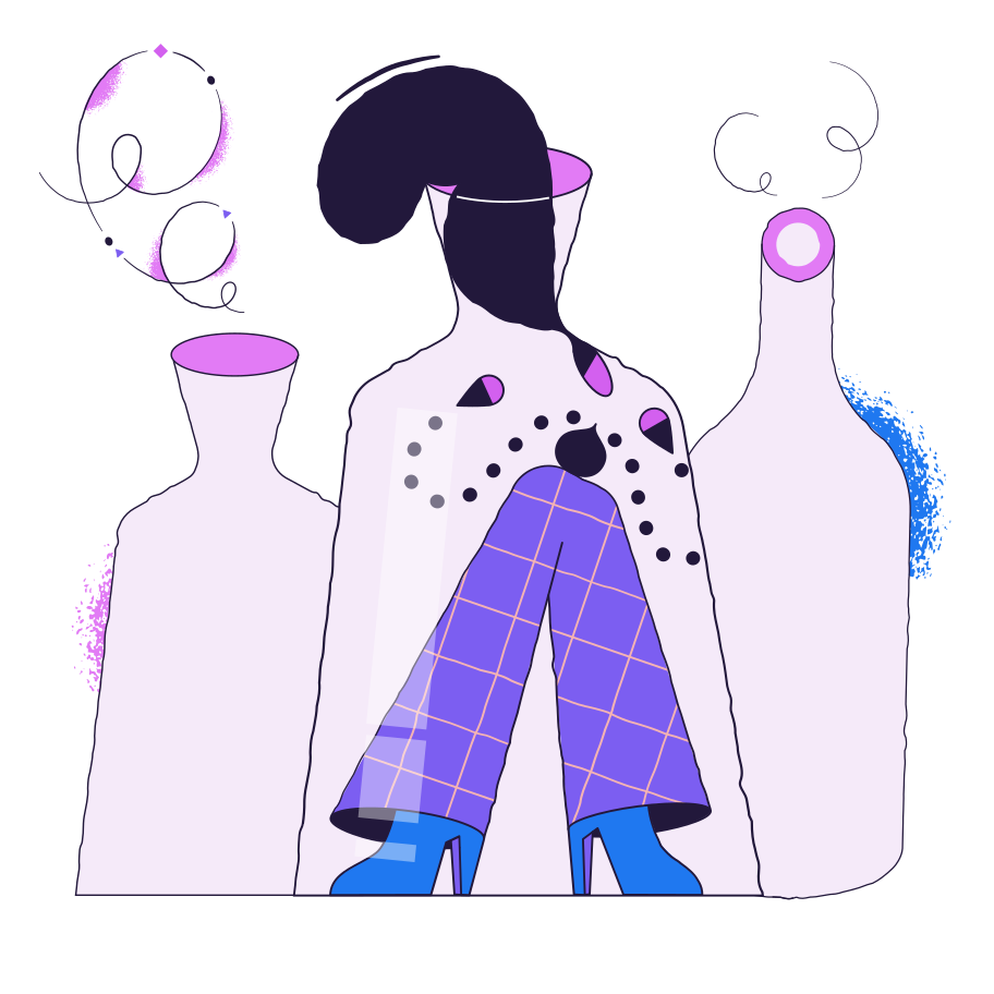 Drinking Clipart illustration in PNG, SVG