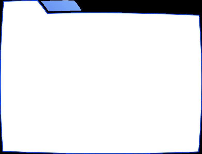 folder window Clipart illustration in PNG, SVG