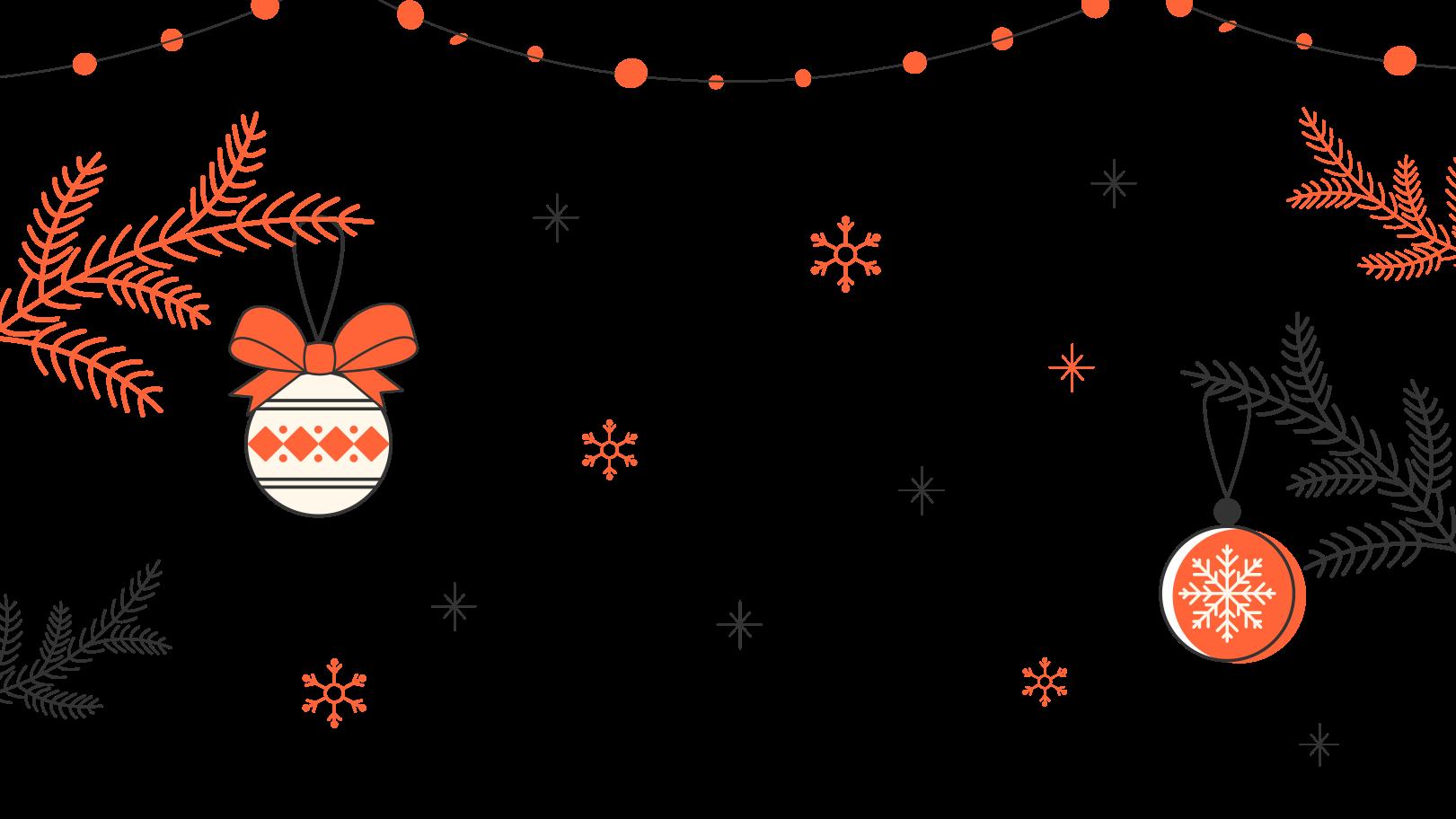 Imágenes vectoriales Fondo de navidad en PNG y SVG estilo  | Ilustraciones Icons8