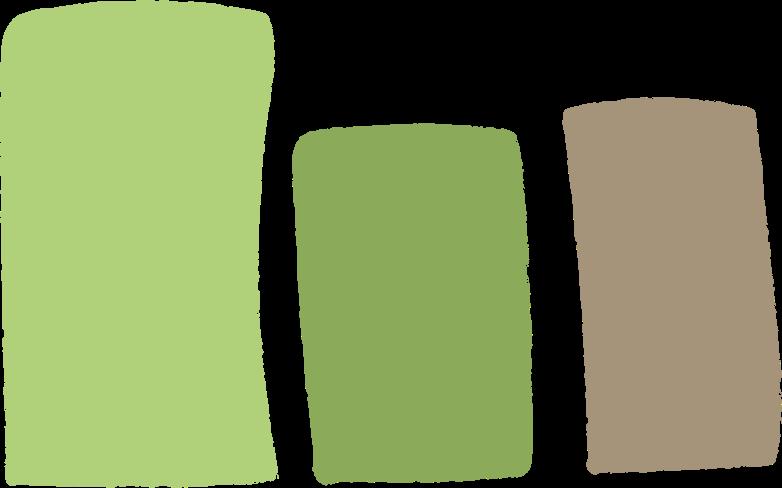 bar chart Clipart illustration in PNG, SVG
