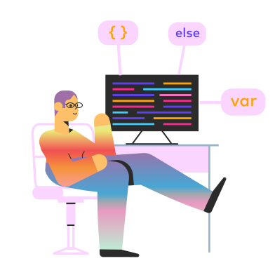style Web programer images in PNG and SVG | Icons8 Illustrations