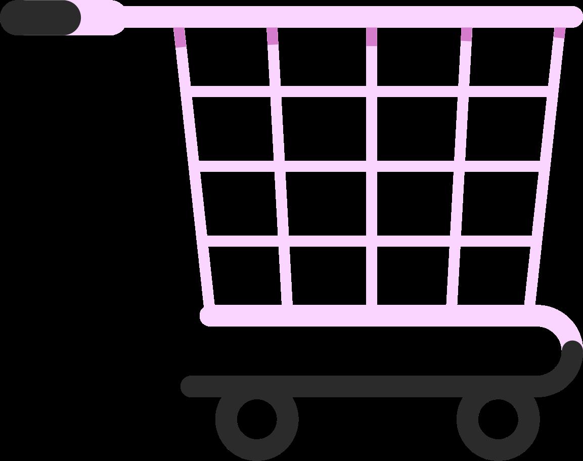 basket Clipart illustration in PNG, SVG