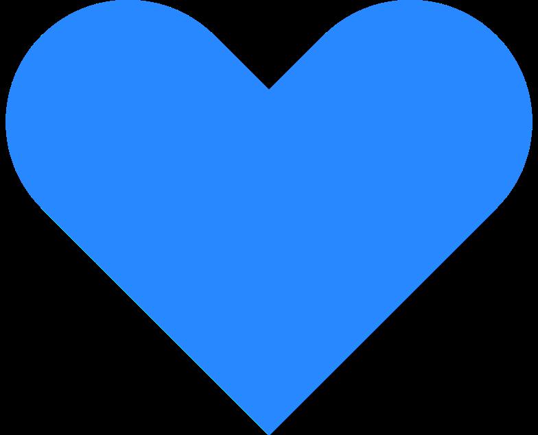 Ilustración de clipart de heart icon en PNG, SVG