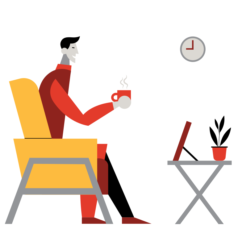 style Waiting for you Vector images in PNG and SVG | Icons8 Illustrations