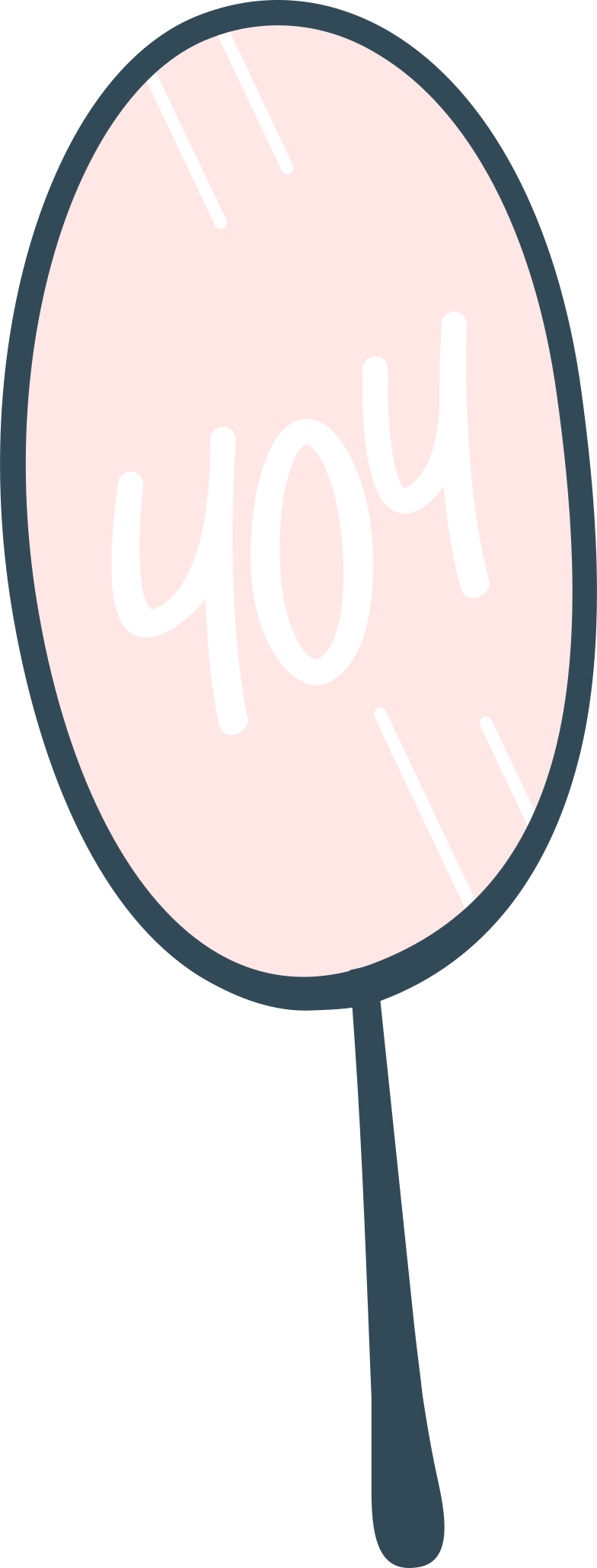mirror with 404 error Clipart illustration in PNG, SVG