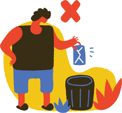 style Delete confirmation images in PNG and SVG | Icons8 Illustrations