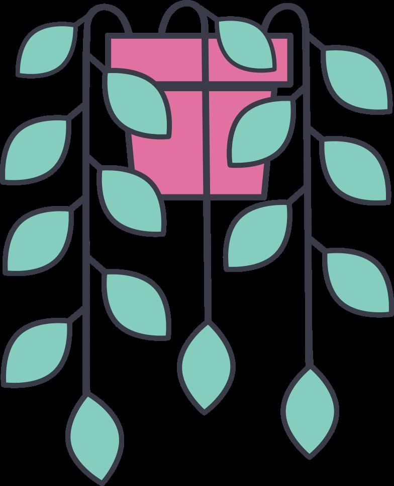 houseplant Clipart illustration in PNG, SVG