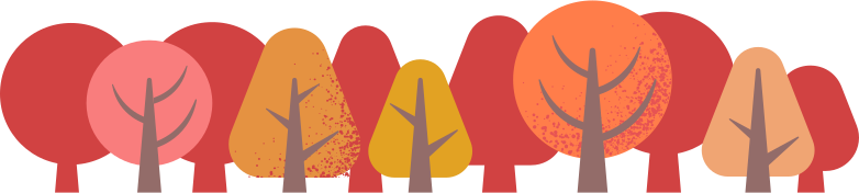 autumn-forest Clipart illustration in PNG, SVG