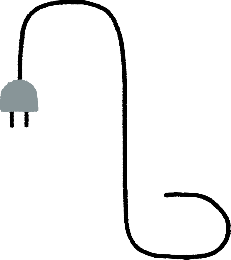 plug Clipart illustration in PNG, SVG