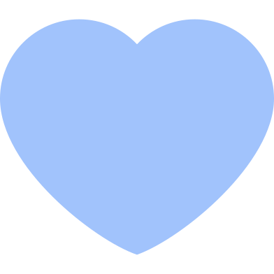 style heart blue images in PNG and SVG   Icons8 Illustrations