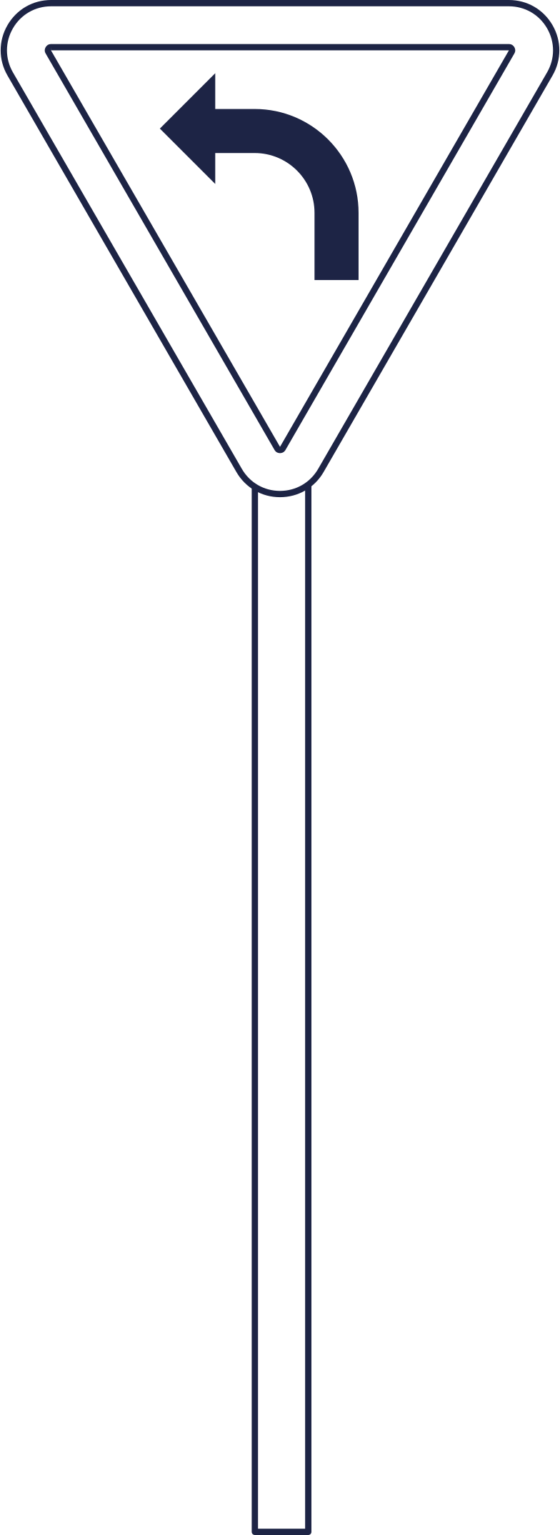 traffic sign Clipart illustration in PNG, SVG