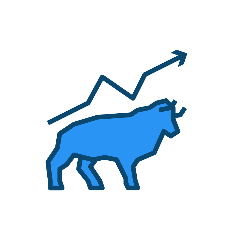 style Bull market Vector images in PNG and SVG | Icons8 Illustrations